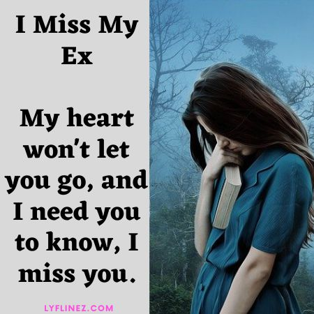 a girl is holding a book-I miss my ex