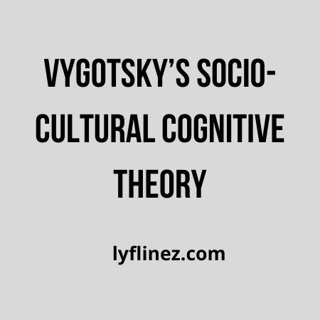 socio cultural theory